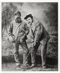 Old Tom Morris and Young